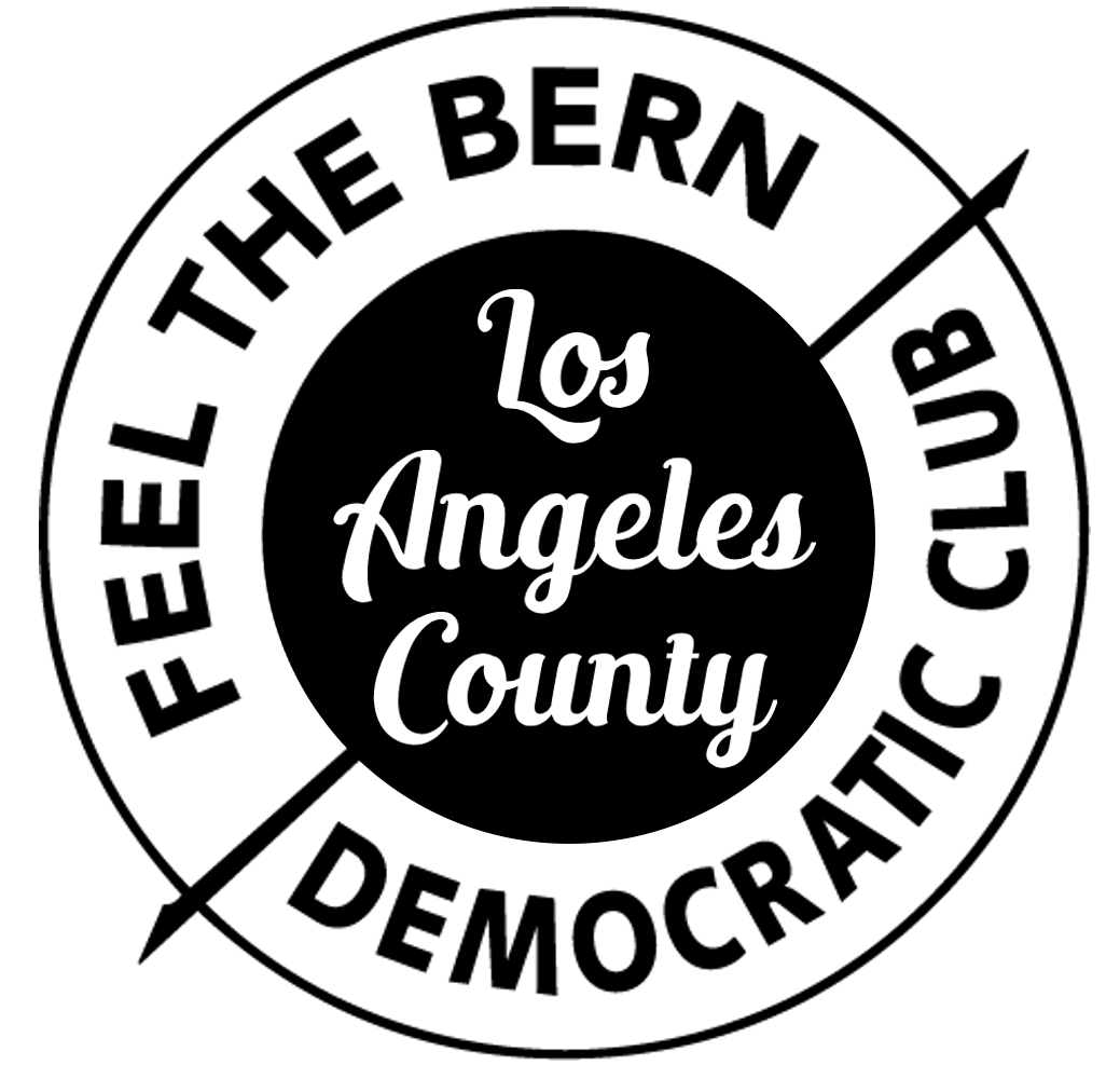 Feel the Bern Democratic Club, Los Angeles